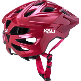 Kali Chakra Solo Helmet brick red